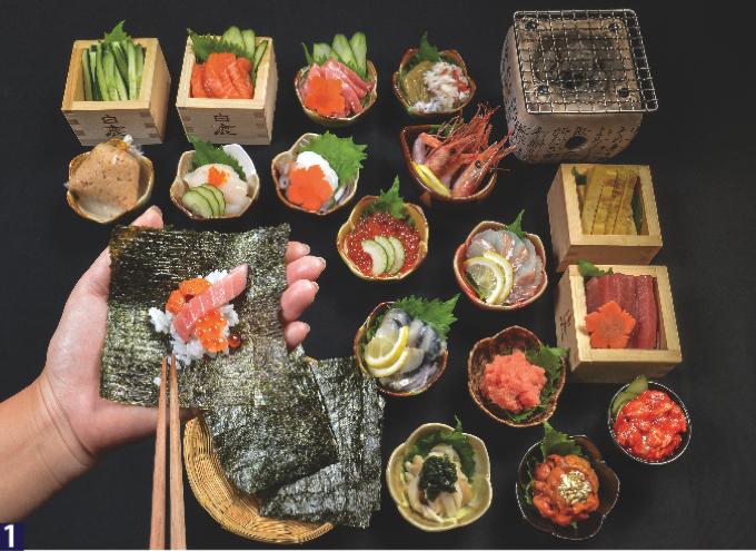 手 巻き 寿司 ネタ