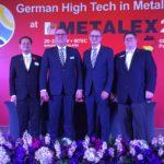 METALEX2019、ドイツパビリオン