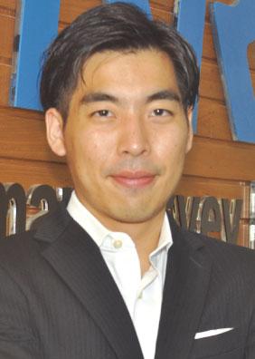 瀧波栄一郎 プロフィール写真