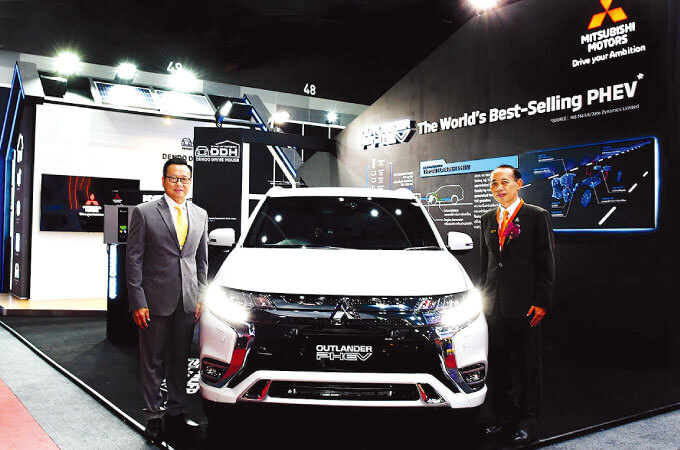 BOI、三菱自動車の投資計画承認 EV、HVを約4万台生産へ