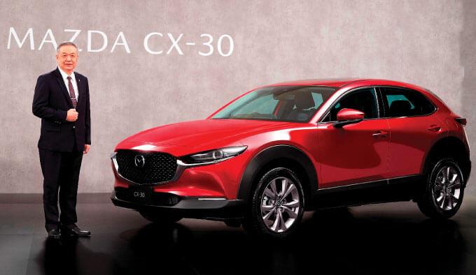 新型SUVの販売好調 マツダが8月販売台数発表