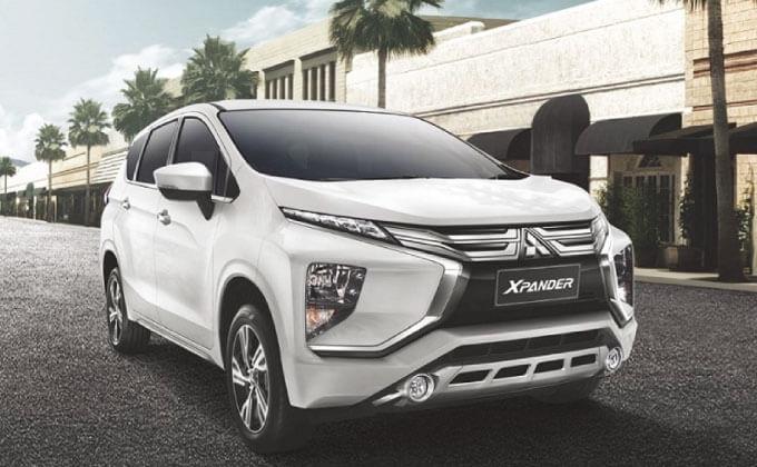 三菱自動車が「Xpander」をマイナーチェンジ